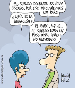 Chiste docente