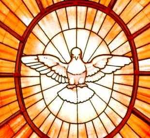 La paloma de la espiritualidad