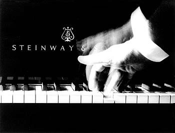 El tecladista en el piano